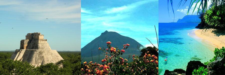 Luna di miele tra le meraviglie di Messico, Azzorre, Canarie