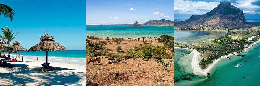 Luna di miele tra le meraviglie di Kenya, Madagascar, Mauritius
